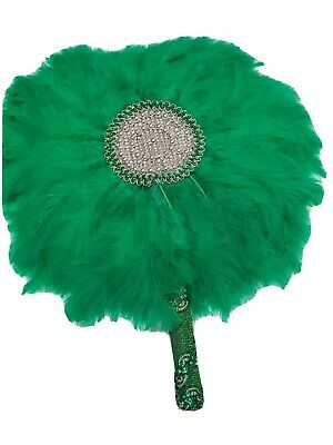 Elegant African Wedding Latest Feathers Headfan