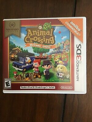Animal Crossing: New Leaf Nintendo Selects Nintendo 3DS Complete