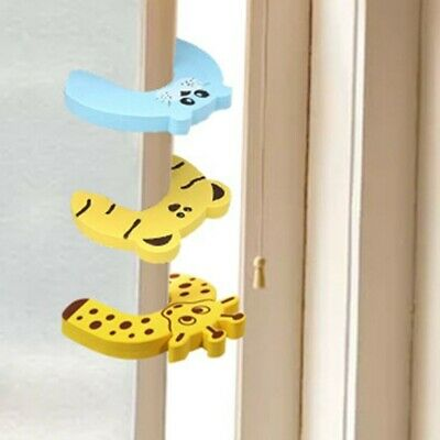 Baby Door Stopper Child Kids Finger Protectors Toddler Children Safety Door Stop