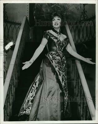 1968 Press Photo Actress Eve Arden - tup14712