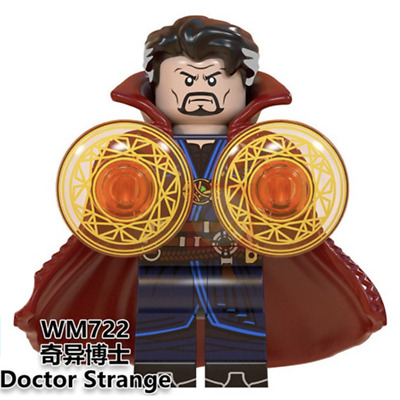 Marvel Avengers Infinity War Doctor Strange Mini figure End Game Minifigure