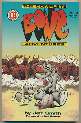 The Complete Bone Adventures Vol. 2, Jeff Smith, 1994, US-Comicband