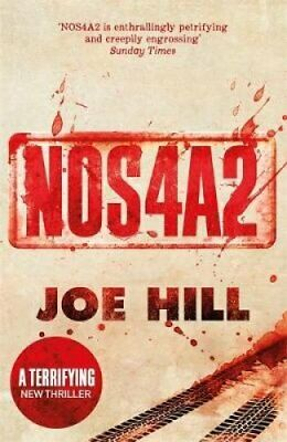 NOS4A2 by Joe Hill 9780575130692 | Brand New | Free UK Shipping