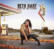 Fire on the Floor by Beth Hart | CD | condition good