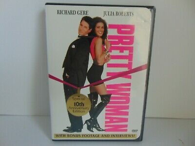 Pretty Woman (DVD, 2000, 10th Anniversary Edition) MUST SEE!!!