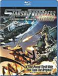 Starship Troopers: Invasion (Blu-ray Disc, 2012, Canadian) BRAND NEW SEALED