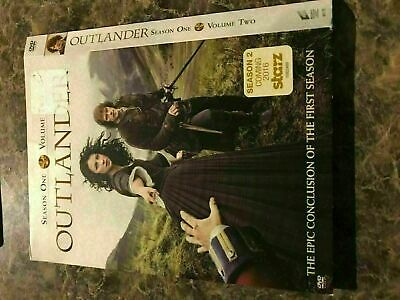 Outlander Season One 1 Volume Two 2 - Dvd - Slip Cover Only