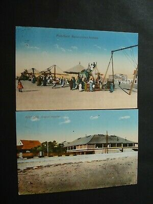 Lot 4 Pc Egypt Egypte Port Said