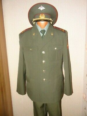 Russia army daily uniform Army honor guard musician Colonel officer 2008 NEW