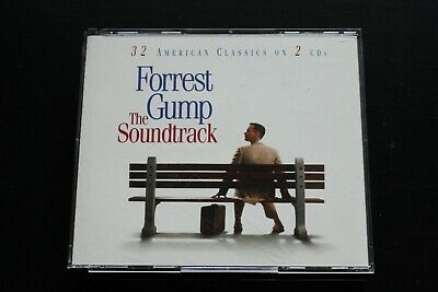Forrest Gump: The Soundtrack Movie CD
