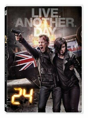 24 Live Another Day (4Pc) (Ws) New Dvd