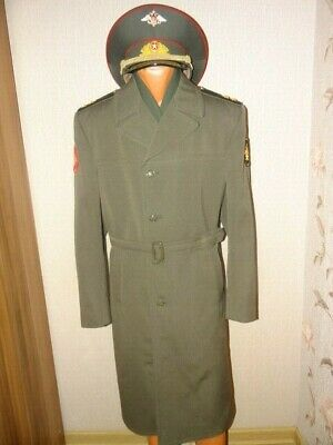 Russia army  winter daily uniforms GENERAL 2 stars field artillery 200X