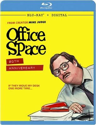 Office Space New Bluray