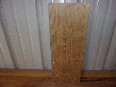 """1 Pc White Oak Lumber Wood Air Dried Board 1 1/2"""" Thick  477A Carving Block"""