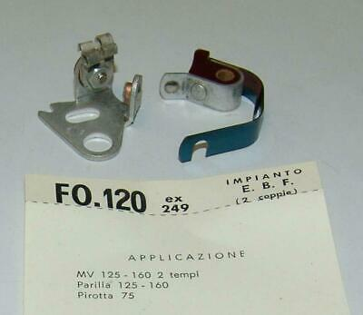 Contacts Points Contacts Pins Mv Agusta 160 Parilla Pirotta FO120