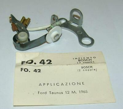 Contacts Points Contacts Pins Ford Taunus 12 M 1965 FO42