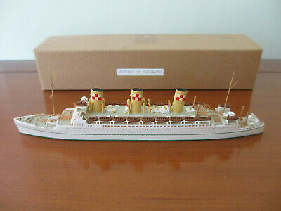 SS EMPRESS OF SCOTLAND 1/1200 1/1250 Scale Model Ship New Boxed Perfect RMS S.S