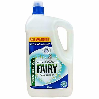 Fairy Fabric Softener Super Concentrate 4.55L 130 Wash