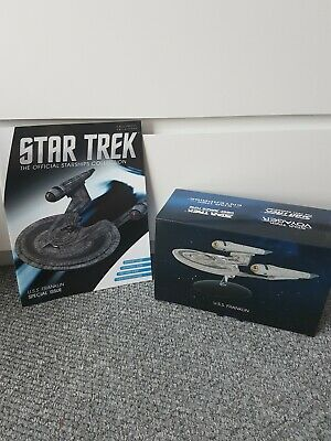 Eaglemoss Star Trek USS Franklin Special Issue