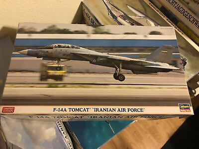 ******Hasegawa Limited Edition 1:72 scale IRANIAN AIR FORCE F-14A TOMCAT