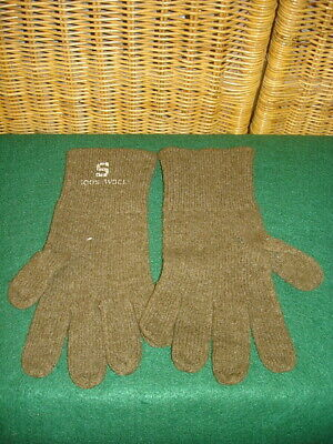 Wwii Us Winter Wool Gloves