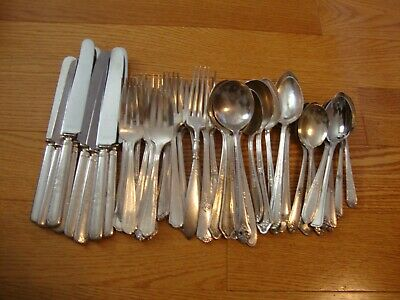 Lot Of 118 Of Mixed Lots Of Silverplate For Resale, Arts, & Crafts