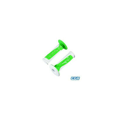 Revetement/poignee doppler grip radical blanc/vert (pr)