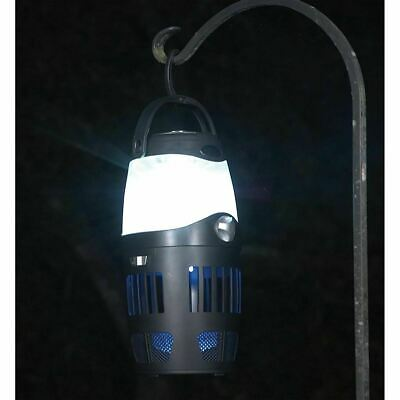 NEW Insect Trap Portable 4 in 1 Lantern Bluetooth Speaker Bug Mosquito Killer AU