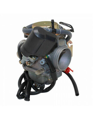 Carburateur maxiscooter adaptable scooter chinois 125cc 4t 152qmi-peugeot 125 s