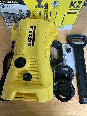 New Boxed Karcher K2 Full Control 1400W 110 Bar Pressure Washer MAIN UNIT ONLY