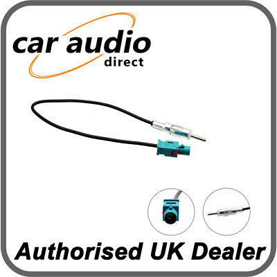 Connects2 CT27AA17 Aerial Adapter for VW/Vauxhall/Fiat/Mercedes