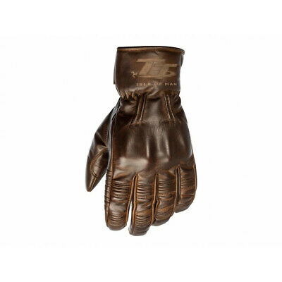 Gants RST Hillberry CE cuir marron taille XL homme