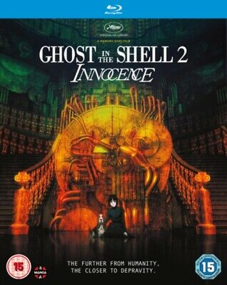 Neuf Ghost IN The Shell 2 - Innocence Blu-Ray