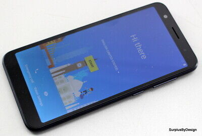 Asus Zenfone Live L1 5.5-inch, Midnight Black, Android