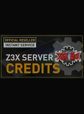 Z3X Server Credits pack (50 Credits) REFILL OLD PACK {FAST DELIVERY }