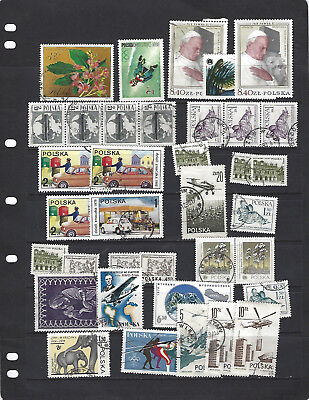 Poland-Selection-Most Used-Some Sets-Some Better-Hundreds