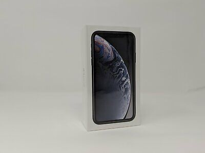 Apple iPhone XR 64GB Black Schwarz IOS Smartphone Handy A2105 NEU OVP