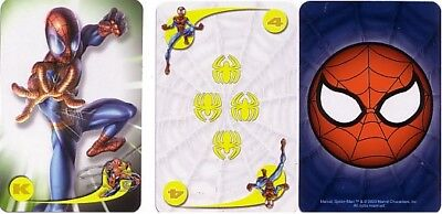 Ultimate Spider-Man (Goblin Grab) Playing Cards