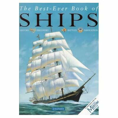 The Best-ever Book of Ships - Hardcover NEW Wilkinson, Phil 2000-08-01