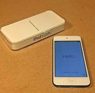 Apple iPod Touch 16gb Blue (5th Generation) Model A1421