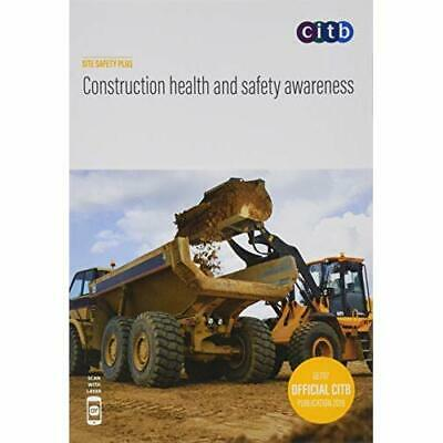 Construction health and safety awareness: GE707/19: 201 - Paperback / softback N