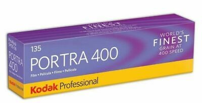 Kodak Professional Portra 400 Color Negative Film 35mm Roll Film 36 Exp 5/pack