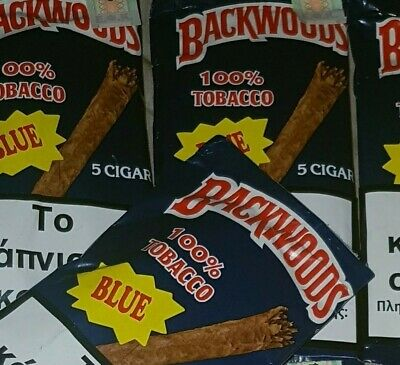 1 Paquet de Backwoods Blue