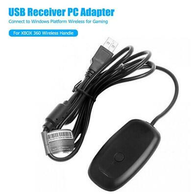 PC Wireless Controller Gaming Receiver Adapter Cable for Microsoft Xbox 360