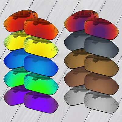 POLARIZED Replacement Lenses For-Oakley Straight Jacket 2007 Anti-Scratch Opt