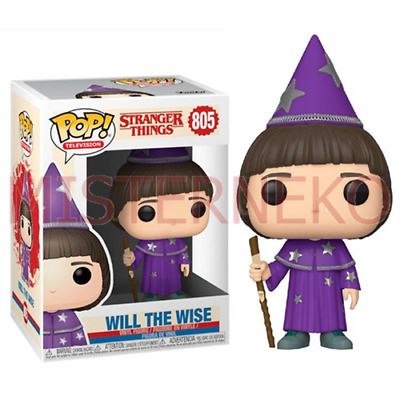 POP Vinyl Figure - Television 805  Stranger Things - Will The Wise