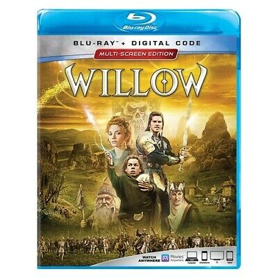 Buena Vista Home Video Br149903 Willow (Blu-Ray+Digital Code) (1 Disc)