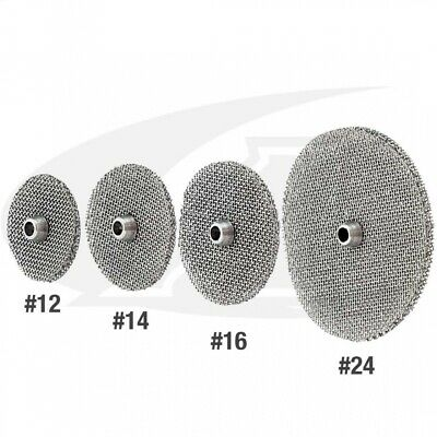 """Monster Replacement Screens: 3/32"""" (2.4mm) Electrodes - Monster Nozzle Size: #24"""