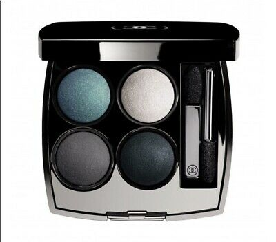 Chanel Les 4 Ombres Eye Shadow Quad - 41 Fascination New in Box