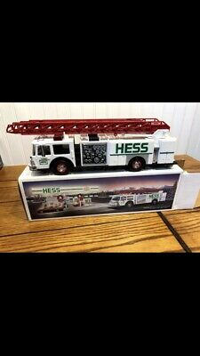 1989 Hess Toy Fire Truck